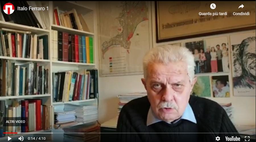 Intervista Italo Ferraro - By Mario Mangone